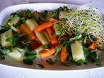 Мезе от зеленчуци