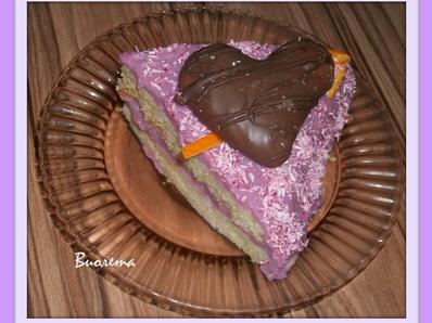 """Торта """"Сърце"""""""