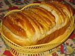 Слоесто хлебче със семена