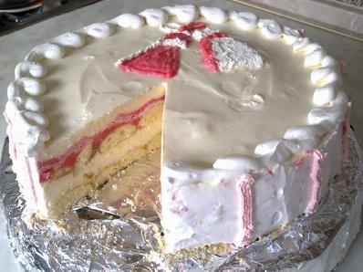 """Торта """"Баба Марта"""""""