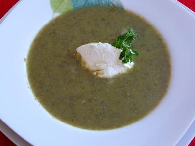 Супа с маруля