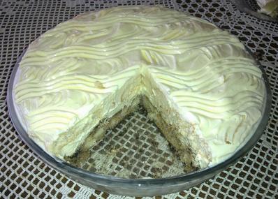 Домашна торта без печене