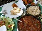 Египет - предимно зеленчукова кухня