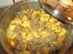 Кайма с картофки