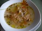 Рибена чорба с ориз