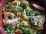 Паеля с ориз Басмати
