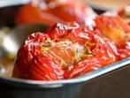Пълнени пиперки с пиле и ориз