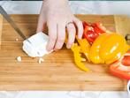 Пълнени пиперки със сирене чедър