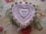 Торта за двама (за Св. Валентин)