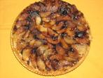Ябълков сладкиш с чаени бисквити