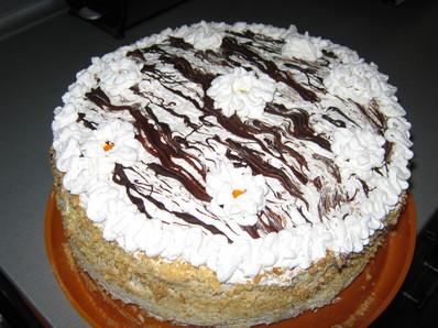 """Торта """"Ели"""""""
