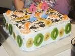 "Плодова торта ""Росица"""