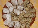 Маслени бисквити с какао