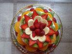 Торта с много плодове