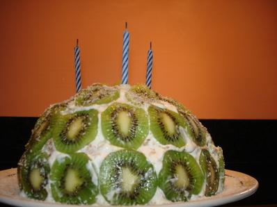 """Плодова торта """"Младен"""""""