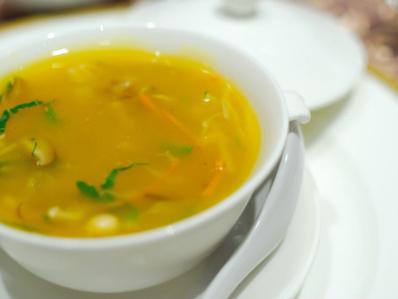 Агнешка супа (за деца над 1 година)