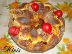 Великденски венец - руло