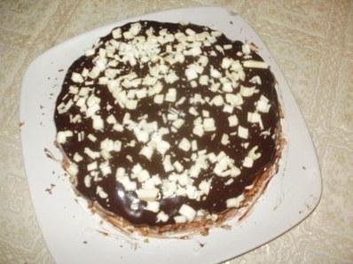Торта в микровълнова