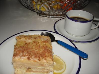 Бабината торта в нов вариант