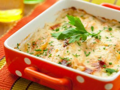 Картофи с кашкавал на фурна