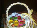 Весели кексчета в черупки от яйце