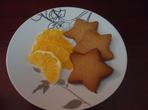 Портокалови бисквити