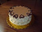 Медена торта с маскарпоне