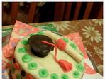 """Бадемова торта """"Деси"""""""