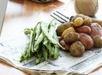 Зеленчуци с къри