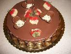 "Шоколадова торта ""Ала Сахер"""