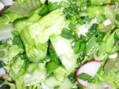 Свежа салатка