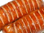 Свинско роле с доматено пюре
