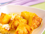 Паниран ананас