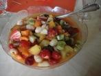 """Плодова салата """"Сю Инг"""""""