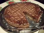 """Шоколадова торта """"Деси"""""""